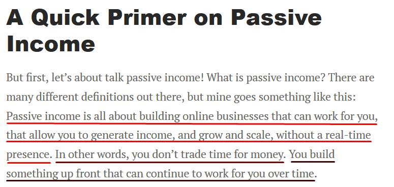 Cara Mendapatkan Passive Income dari Bisnis Online HNI HPAI