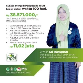 Cara Mendaftar menjadi Agen HNI HPAI di Aceh