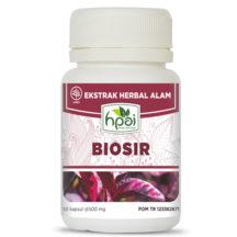 Biosir Kapsul, Obat Herbal Untuk Wasir 100% Halal dan Alami HNI HPAI