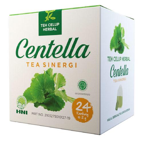 Teh Herbal Centella, Teh Sinergi HNI HPAI Yang Kaya Manfaat