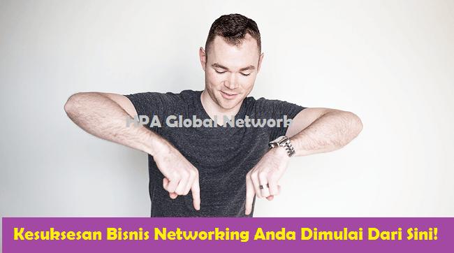 4 Langkah Utama Meraih Kesuksesan Bisnis Network Marketing