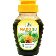 mengobati amandel secara alami, madu sj