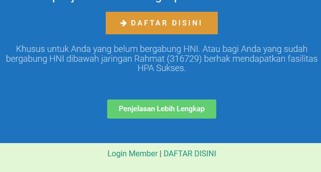 Pandaun Menjadi agen HN HPAI di Bandung dengan HPA Sukses